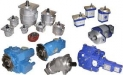 Pumps, hydraulic motors, ORSTA