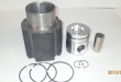 SET OF CYLINDER LINER,PISTON , PISTON RINGS , PIN (ASSEMBLIES) and COMPONENTS